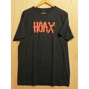 HOAX (ホークス,Tシャツ) SPLAT BLACK|oddball-skate-snow