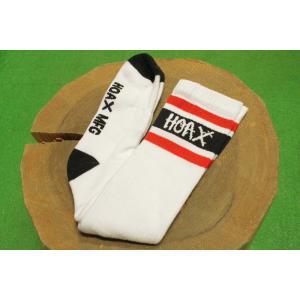 HOAX (ホークス,ソックス,靴下) TUBE SOX|oddball-skate-snow