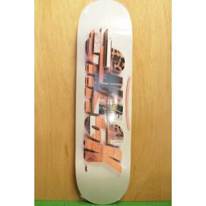 SNACK (スナック,スケート,デッキ) CAPS LOCK DECK 8.25|oddball-skate-snow