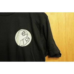 CONSOLIDATED × ODDBALL 2ND (コンソリコラボTシャツ) S/S TEE black|oddball-skate-snow