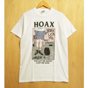 HOAX (ホークス,Tシャツ) MY RULES|oddball-skate-snow