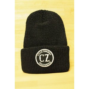 CYCLE ZOMBIES (サイクルゾンビーズ,ビーニー) CALIFORNIA BEANIE black|oddball-skate-snow