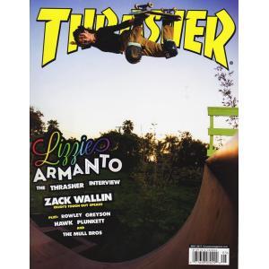 THRASHER MAGAZINE (スラッシャー,マガジン,雑誌) MAY 2017  ISSUE442|oddball-skate-snow