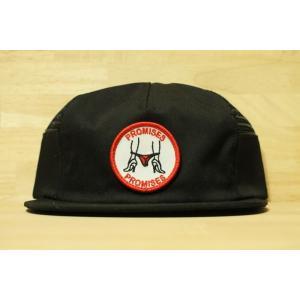GOOD WORTH & CO (グッドワース,キャップ,帽子) PROMISES SNAPBACK black|oddball-skate-snow