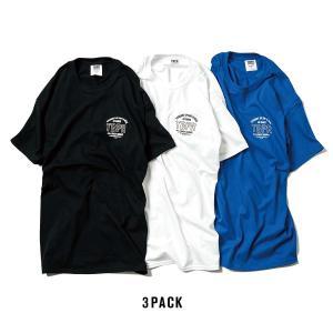 TBPR (タイトブースプロダクション,Tシャツ) 3 PACK|oddball-skate-snow