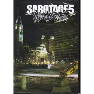 SABOTAGE5 (スケート,DVD)|oddball-skate-snow