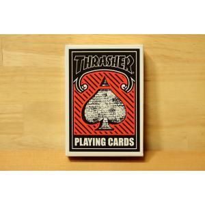 THRASHER MAGAZINE (スラッシャー,トランプ) PLAYING CARD|oddball-skate-snow