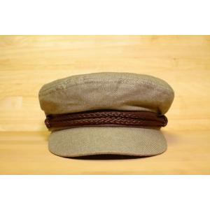 BRIXTON ブリクストン キャップ ハット  FIDDLER CAP sage   COTTON...