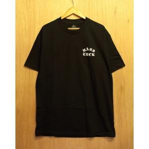 HARD LUCK ハードラック Tシャツ ジェーソンジェシー ROSAS S/S TEE black|oddball-skate-snow