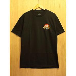 HARD LUCK ハードラック Tシャツ ジェーソンジェシー SOL ROJO S/S TEE black|oddball-skate-snow