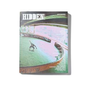HIDDEN(ヒドゥン,フォトブック) ARCHIVES TEN YEARS OF HIDDEN CHAMPION oddball-skate-snow