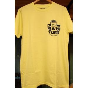 BASSTURD(バスタード Tシャツ)YELLOW TEE|oddball-skate-snow