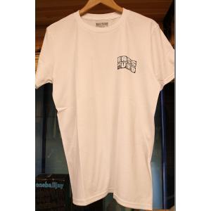 BASSTURD(バスタード Tシャツ)WHITE TEE|oddball-skate-snow