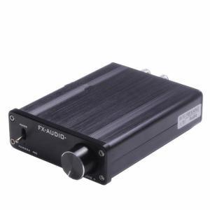 オーディオアンプ FX-AUDIO FX-502A PRO(ACアダプター付)(TA2024 TA2021内蔵) 50W+50W