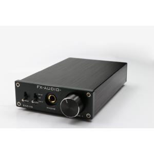ハイレゾ対応オーディオDAC FX-AUDIO DAC-X6 (ACアダプター付)(VT1630A+CS8416+CS4398+OPA2134内蔵)