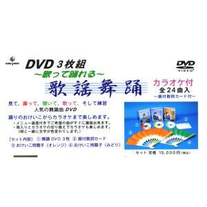 歌謡舞踊DVD 振付け カラオケ 演歌