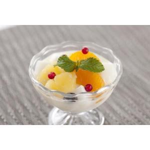 生乳ぜりぃ アングレーズソース仕立 4個セット 冷凍|oeuf-pudding2
