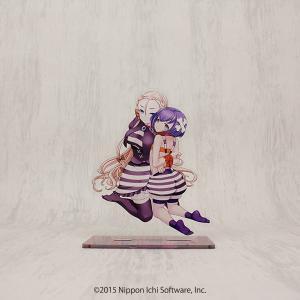 アクリルフィギュア クリミナルガールズ2 〈リリ&ミズキ_スパンキングX〉|ofc-mag
