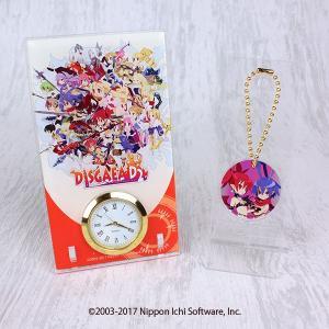 はめ込み式アクリル時計 ディスガイア D2 |ofc-mag
