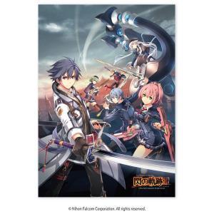 クリアポスターA3 英雄伝説 閃の軌跡III 〈閃く、未来へ〉|ofc-mag
