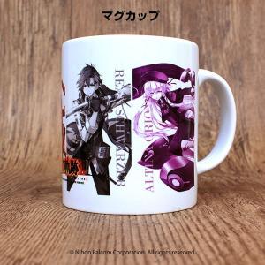 マグカップ 英雄伝説 閃の軌跡III 〈特務科《VII組》〉|ofc-mag