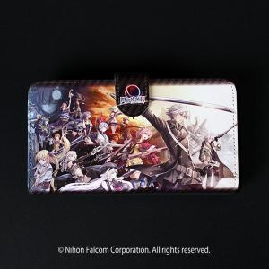 手帳型スマホケース[5インチタイプ] 英雄伝説 閃の軌跡IV 〈VII組、反攻〉 ofc-mag