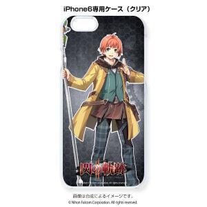 [iPhone6/6s]専用ケース 英雄伝説 閃の軌跡II 〈エリオット〉|ofc-mag