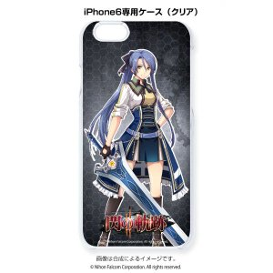 [iPhone6/6s]専用ケース 英雄伝説 閃の軌跡II 〈ラウラ〉|ofc-mag