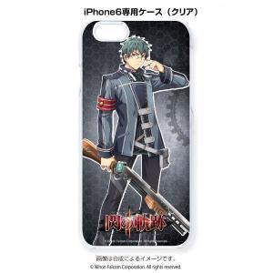 [iPhone6/6s]専用ケース 英雄伝説 閃の軌跡II 〈マキアス〉|ofc-mag