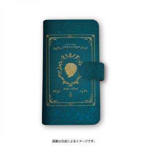 手帳型スマホケース[5インチタイプ] 殺人探偵ジャック・ザ・リッパー 〈アーサー〉|ofc-mag