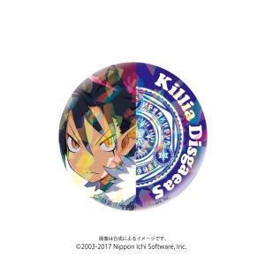 ホログラム缶バッジ 魔界戦記ディスガイア5 〈キリア〉|ofc-mag