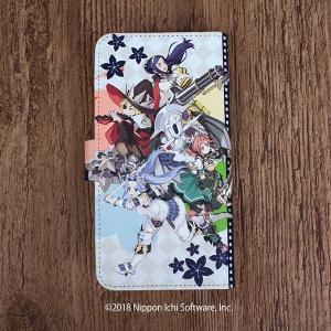 手帳型スマホケース[5インチタイプ] あなたの四騎姫教導譚 |ofc-mag|02