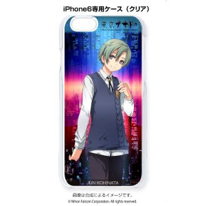 [iPhone6/6s]専用ケース 東亰ザナドゥ 〈小日向純〉 ofc-mag