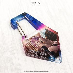 アクリル製カラビナ 東亰ザナドゥ 〈久我山璃音〉|ofc-mag