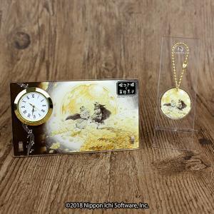 はめ込み式アクリル時計 嘘つき姫と盲目王子|ofc-mag