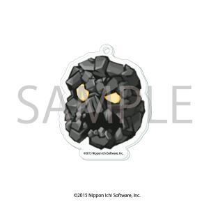 アクリルキーホルダー 夜廻 〈顔面岩〉|ofc-mag