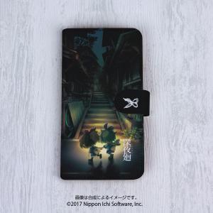 手帳型スマホケース[5インチタイプ] 深夜廻|ofc-mag