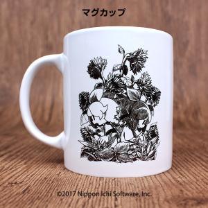 マグカップ 深夜廻 〈ハルとユイ〉|ofc-mag