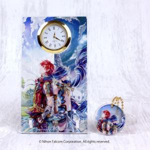 はめ込み式アクリル時計 イースVIII 〈キービジュアル〉|ofc-mag