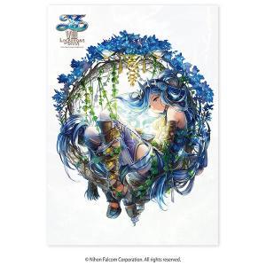 クリアポスターA3 イースVIII 〈ダーナ〉 【メール便発送不可】|ofc-mag