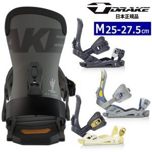 【早期予約商品】21-22 DRAKE RELOAD MLサイズ メンズ スノーボード バインディング ビンディング ドレイク リロード 日本正規品|off-1