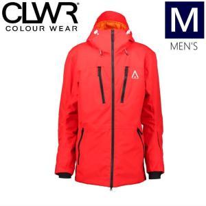 【ラス1】★メンズ[Mサイズ]19 CLWR GRID JKT カラー:RED カラーウェア メンズジャケット スノーボードウェア COLOUR WEAR JACKET 日本正規品|off-1
