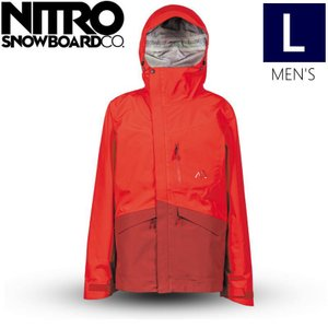 ★メンズ[Lサイズ] NITRO GLADES JKT カラー:Siren Merlot ナイトロ ニトロ スノーボードウェア メンズジャケット  ハイスペックウェア JACKET|off-1