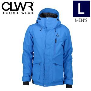 ★メンズ[Lサイズ]19 CLWR ACE JKT カラー:Swedish BLUE カラーウェア メンズジャケット スノーボードウェア COLOUR WEAR JACKET 日本正規品|off-1