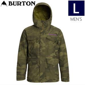 ☆メンズ[Lサイズ]20 BURTON COVERT JKT カラー:WORN CAMO バートン スノーボードウェア メンズジャケット off-1