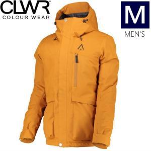☆ 19-20 CLWR ACE JKT カラー:ADOBE Mサイズ カラーウェア COLOUR WEAR フリースキー スノーボード ウェア メンズジャケット JACKET off-1