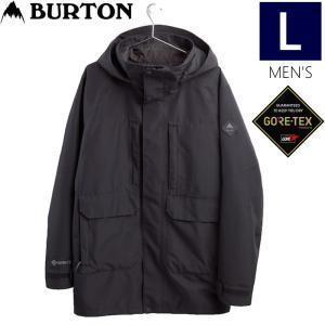 ◆20-21 BURTON GORE-TEX VAGABOND JKT TRUE BLACK Lサイズ バートン スノーボードウェア メンズ ジャケット ゴアテックス 日本正規品 off-1