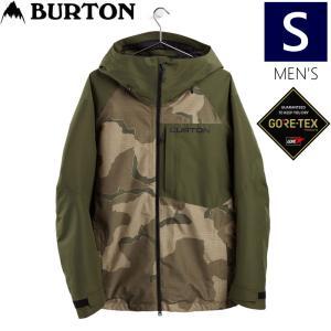 ◆ BURTON GORE-TEX RADIAL INSULATED JKT BARREN KEEF  Sサイズ バートン スノーボードウェア メンズ ジャケット ゴアテックス 20-21 日本正規品 off-1