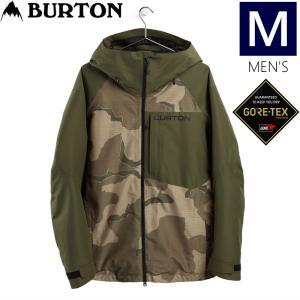 ◆ BURTON GORE-TEX RADIAL INSULATED JKT BARREN KEEF  Mサイズ バートン スノーボードウェア メンズ ジャケット ゴアテックス 20-21 日本正規品 off-1