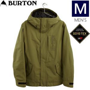 ◆ BURTON GORE-TEX DOPPLER JKT MARTINI OLIVE Mサイズ バートン スノーボードウェア メンズ ジャケット ゴアテックス 20-21 日本正規品 off-1